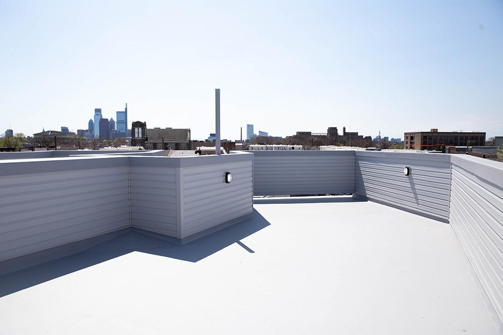 2206 Ridge Ave Roof