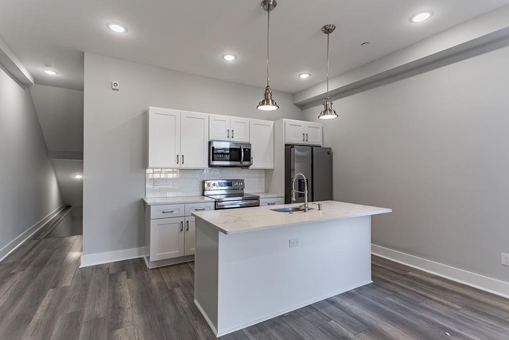 2206 Ridge Ave Kitchen View