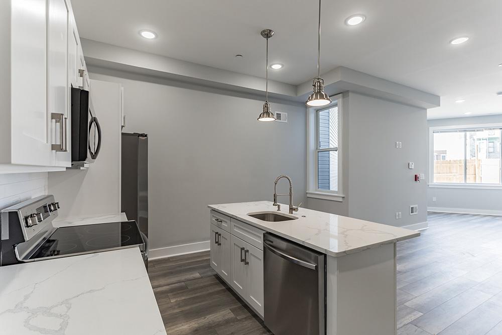 2206 Ridge Ave Kitchen Sink