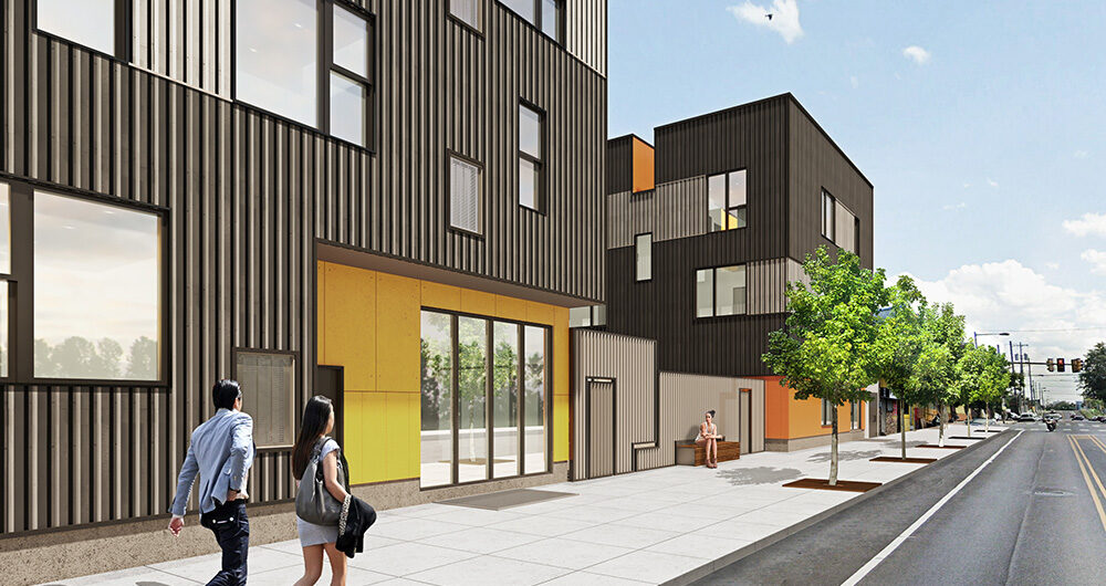 2019-2033 N 29th St will be a newly constructed 95 residential unit building with 32 parking spaces.