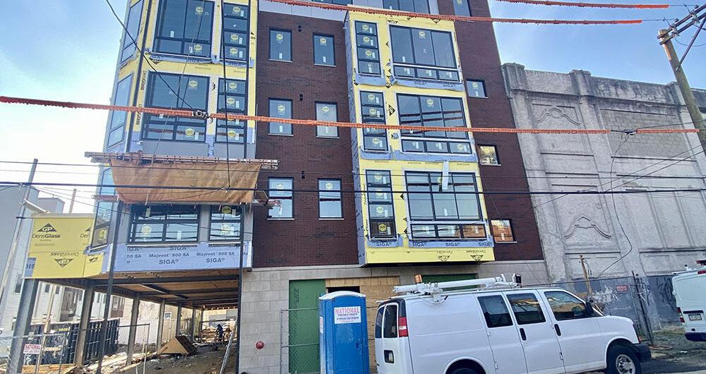 1539 N 26th Street Building view